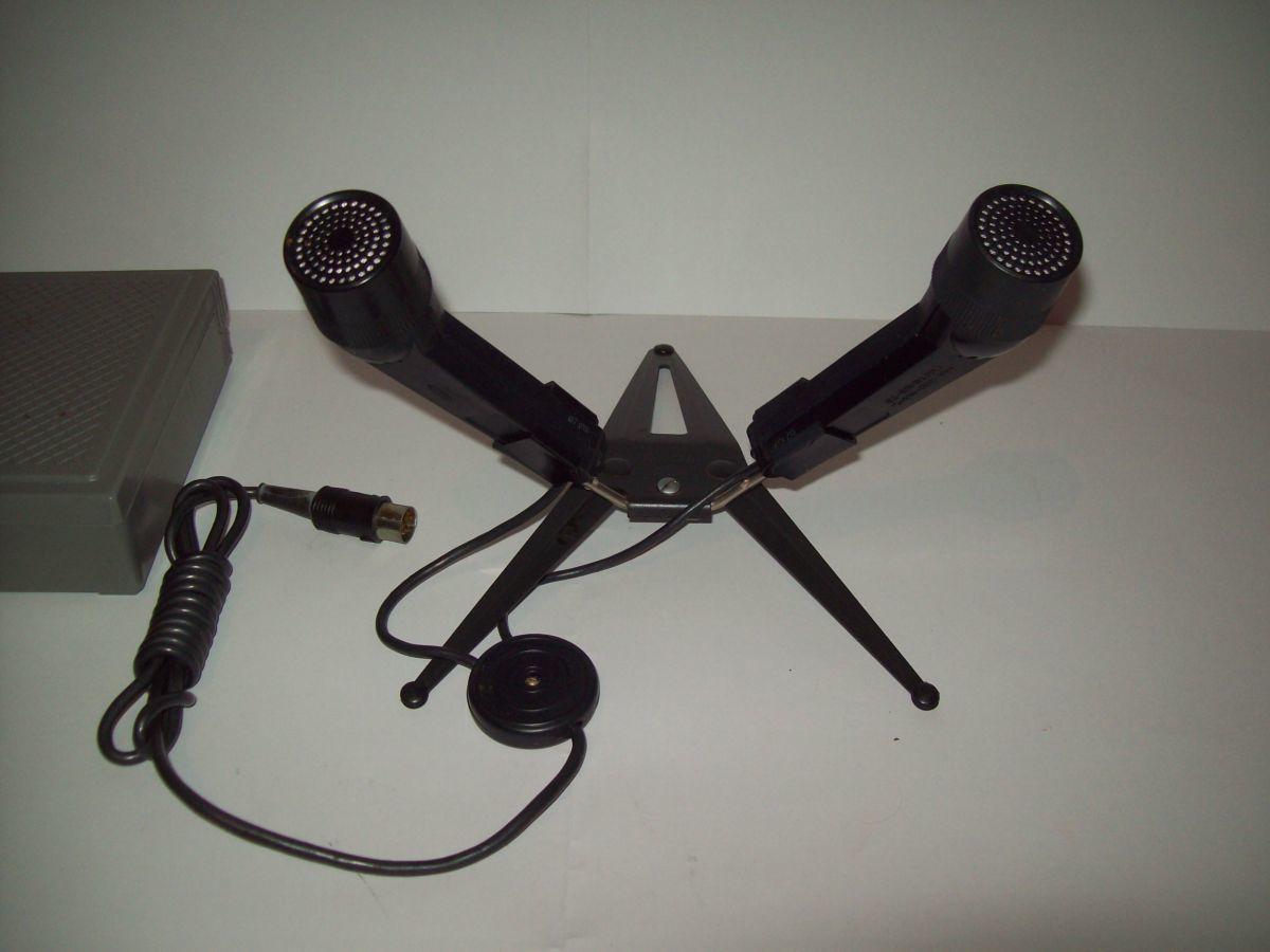 Микрофон МДС-200 стереофонический про-во СССР