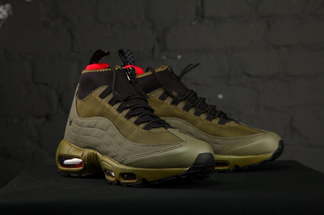 Зимние ботинки Nike Air Max Sneakerboot 95  1 200 грн. - Ботинки ... 36806cf1713