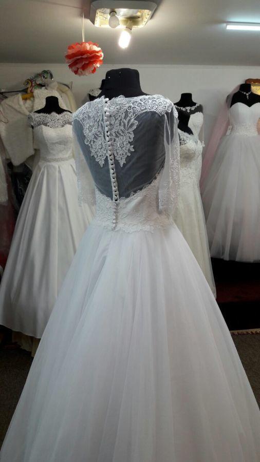 107a097fd550ac Шыкарное свадебное платье ( весільна сукня). Недорого !: 3 000 грн ...