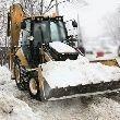 Уборка-чистка снега/услуги экскаватора