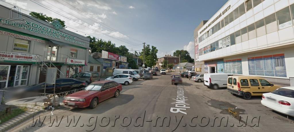 """Продам участок с недвижимостью по """"красной линии"""" возле Курчатовского"""