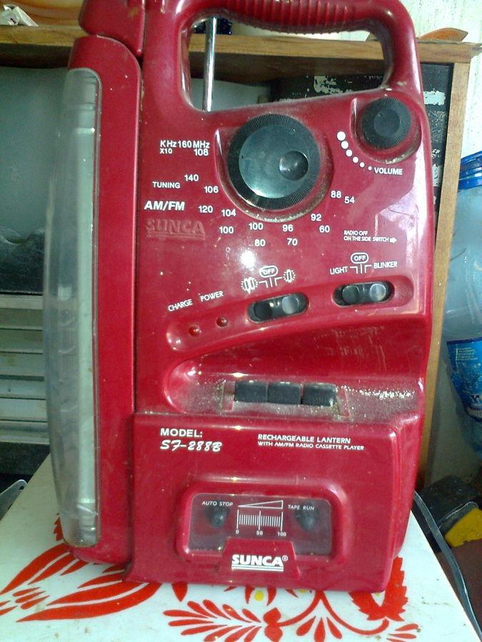 Радио фонарь