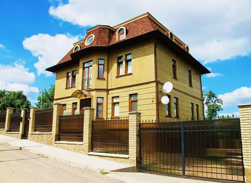Элитный особняк в центральном районе Киева
