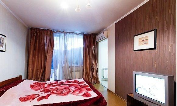 Современный дизайн, двухспальная кровать, wi-fi