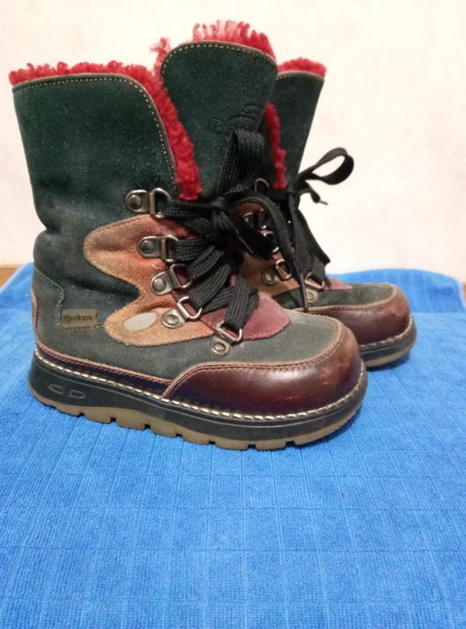 Зимние сапоги, ботинки р.26