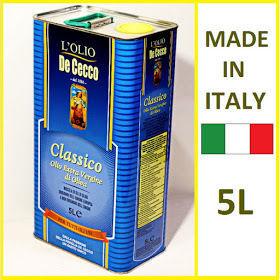 Масло оливковое «Де Чекко». Италия. 2,5л