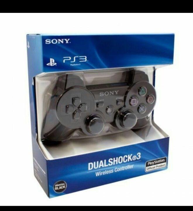 Джойстик PS3  официальный беспроводной,блютуз