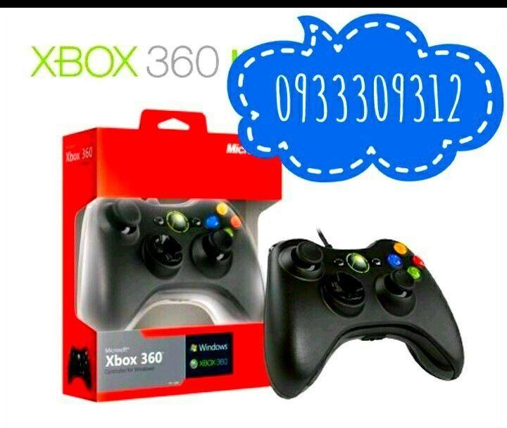 Джойстик Xbox 360 и Пк официальный проводной