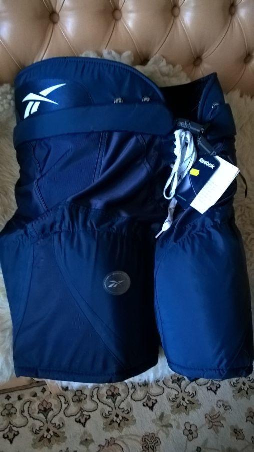 Хоккейные шорты REEBOK-7K-HOCKEY-PANTS-SR-XL-NAVY