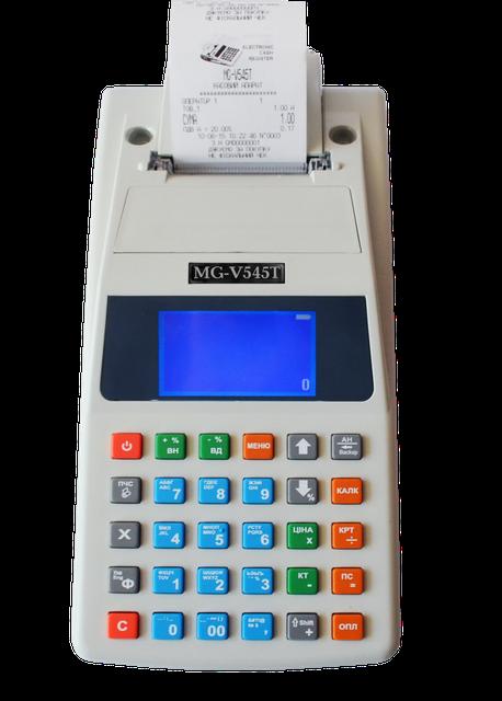 Кассовый аппарат MG-V545T.02 (Ethernet / USB / RS-232)