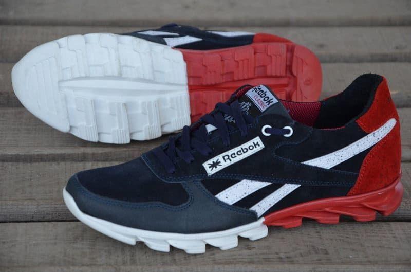 e4b59f7367a1 Мужские Кожаные Кроссовки Reebok  885 грн. - Спортивная обувь ...
