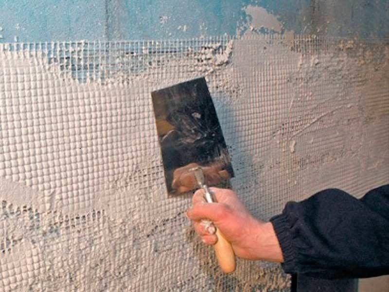 Работы по защите стен,потолка,пола  в рентген кабинете с баритом