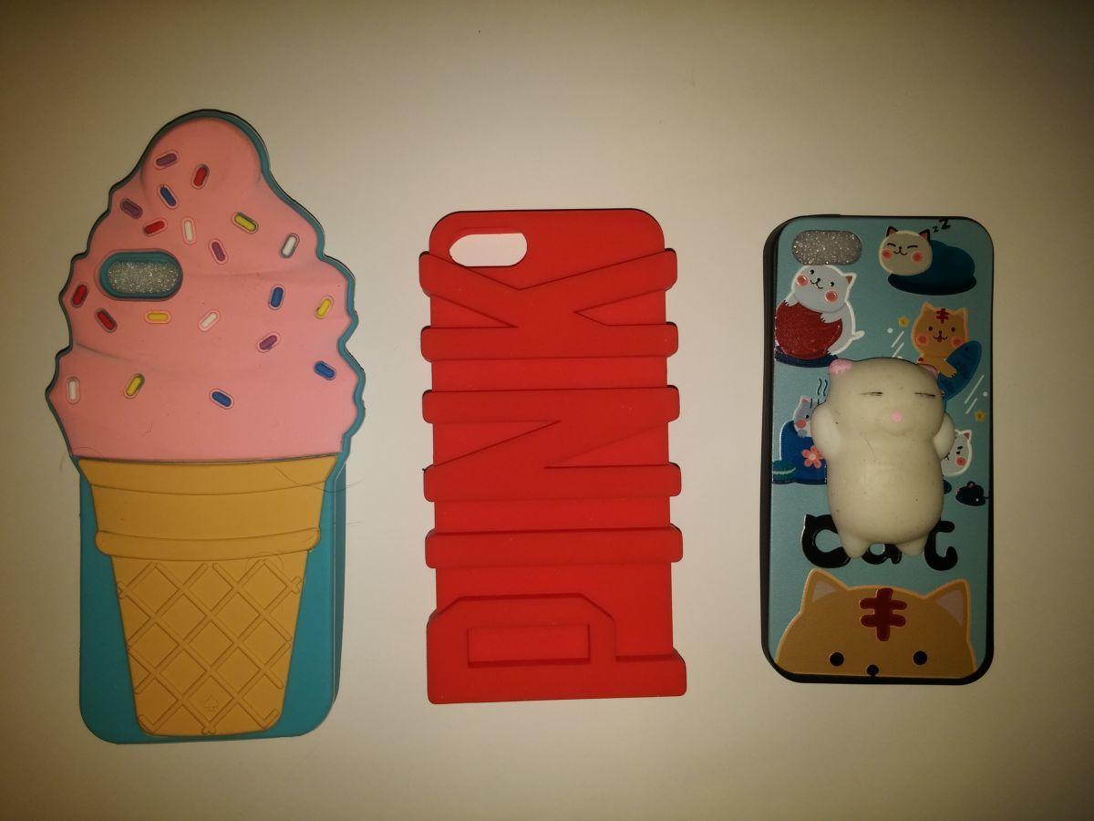 Чехлы 3D iPhone 5