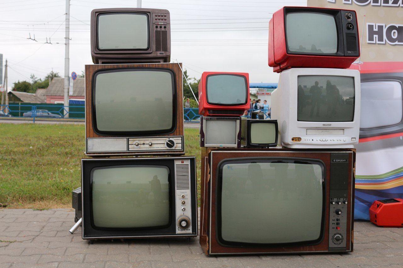 Куплю старые телевизоры