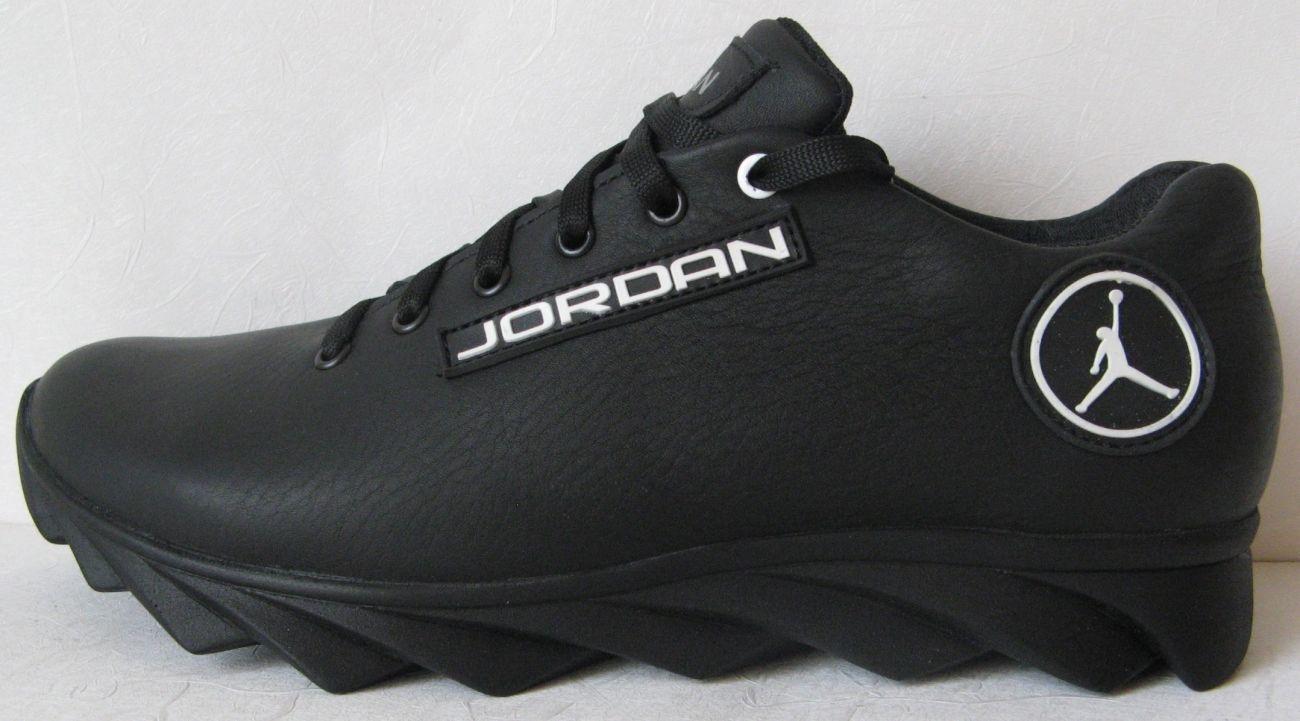 fb575583 Мужские кожаные кроссовки Jordan осень кожа обувь кросовки спорт ...