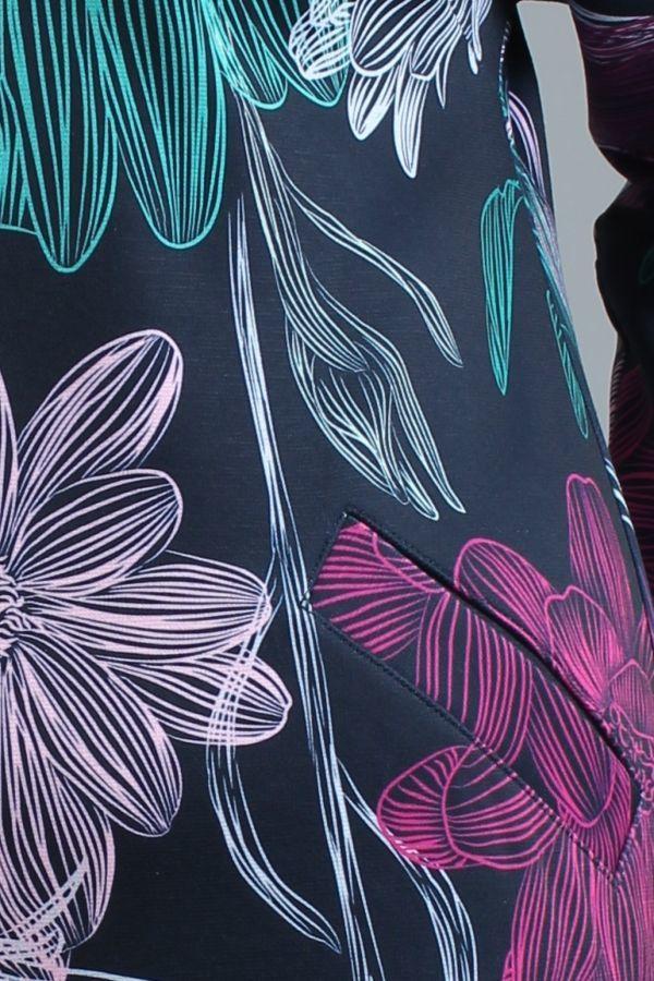Продам плаття з фіолетово-зеленим квітковим принтом  1 700 грн ... 45bbc44bdce91