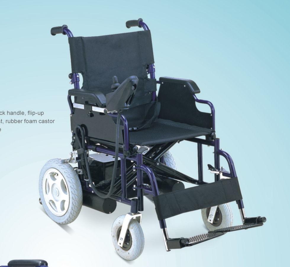 Электрическая инвалидная электроколяска КЕД-31 с электроприводом!