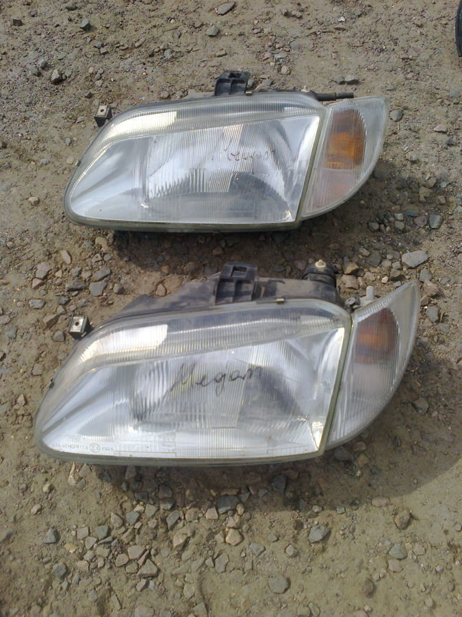 Продам левую фару оптику Renault Megane `95–`99 оригинал