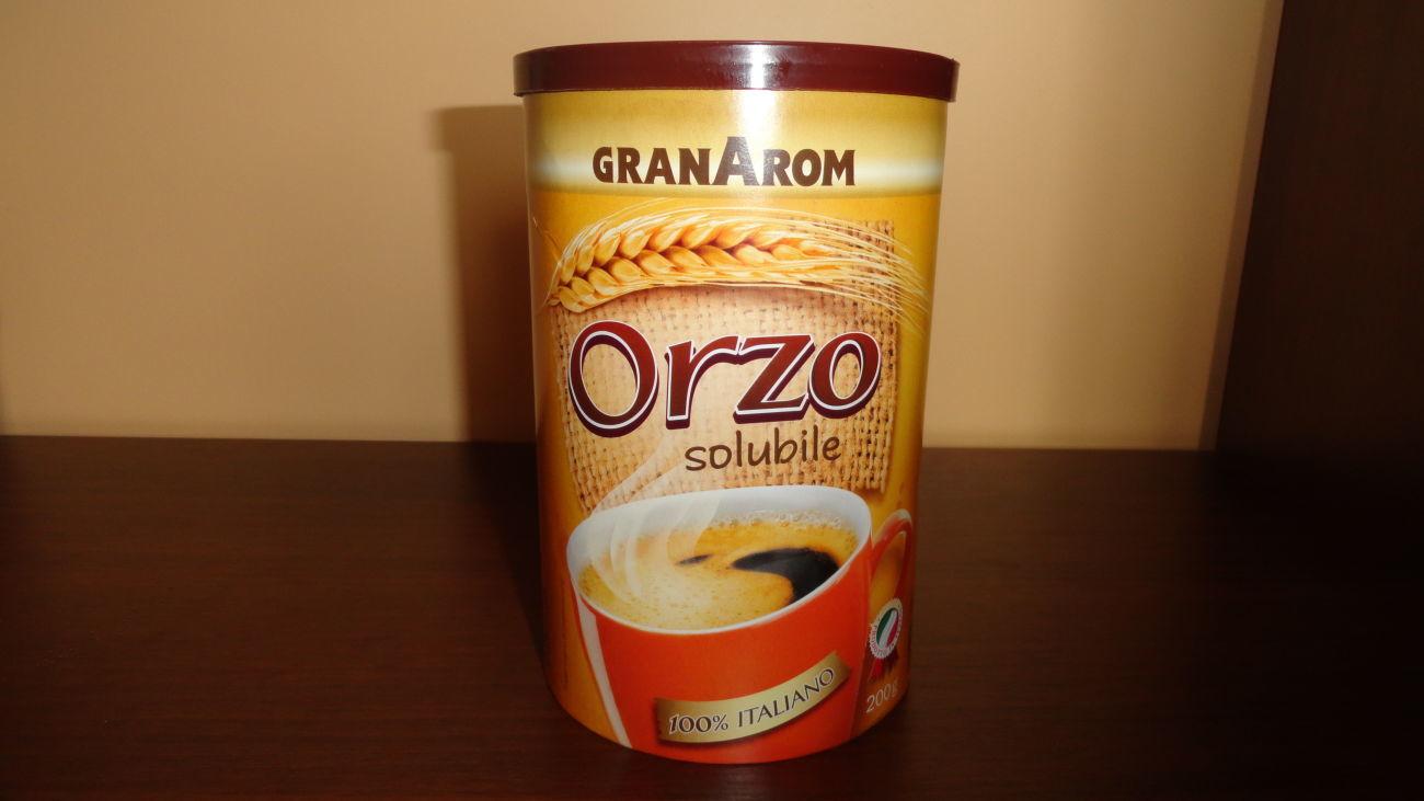 Ячменный напиток GranArom Orzo solubile 200г