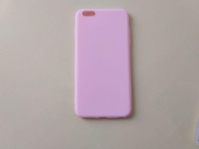 Чехол iphone 6 plus Розовый