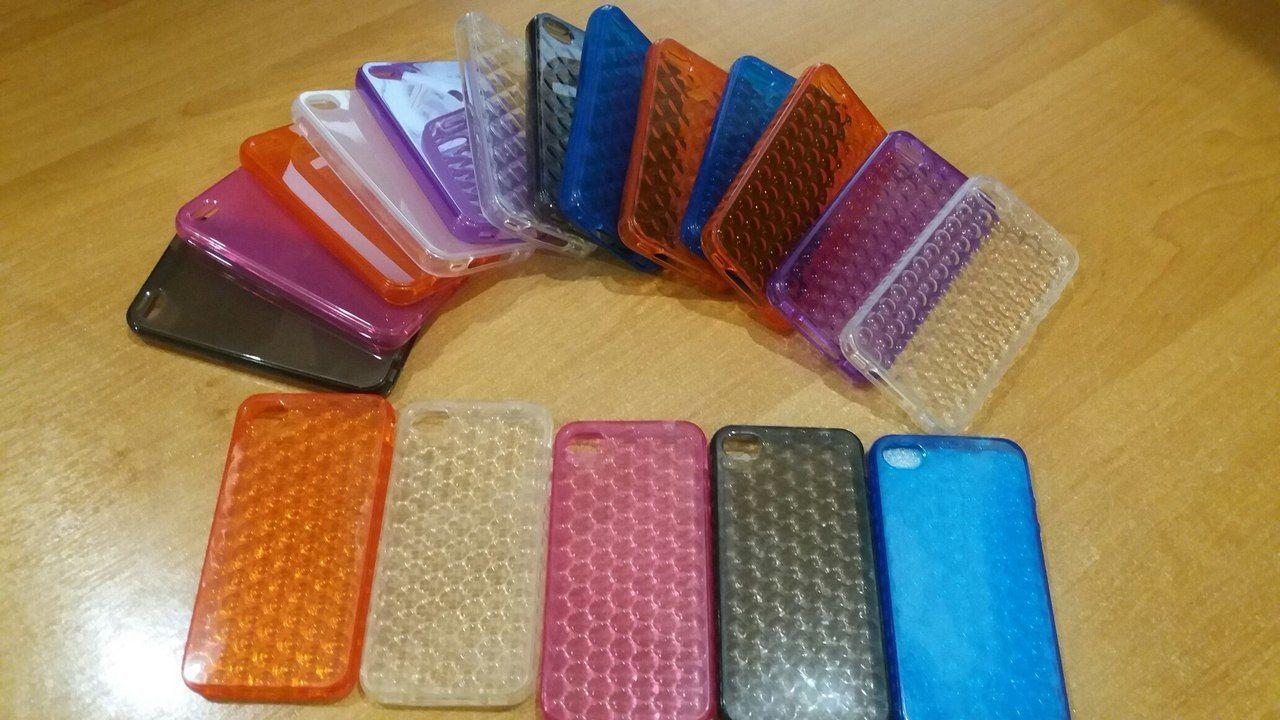 силиконовый чехол для iphone 4 киев