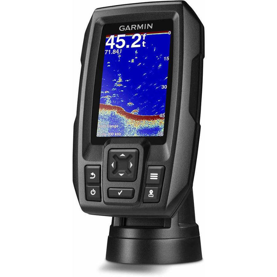 Эхолот Garmin Striker 4 с функцией GPS продам новый