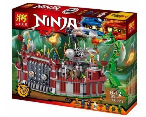 Конструктор Lele 31011 Ninja Ниндзяго