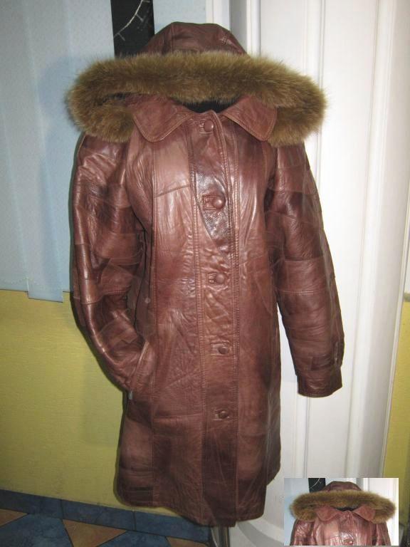 d2fc2800efb Купить сейчас - Стильная женская кожаная куртка с капюшоном ...