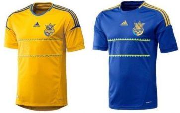 футболка адидас национальной сборной Украины