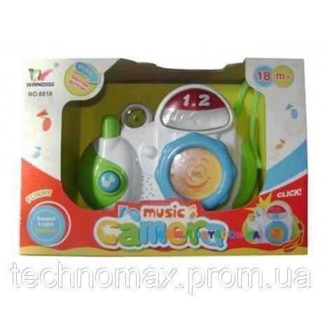 Фотоаппарат игрушечный WRNDISI 6818