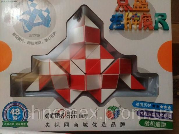 Магическая змейка 48 дет. Dian Sheng DS-255