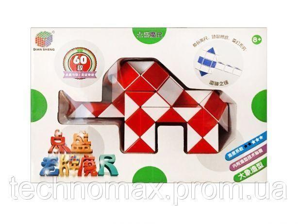 Магическая змейка 60 дет. Dian Sheng DS-256