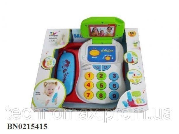 """Игрушка """"Мой первый телефон"""" 5823"""