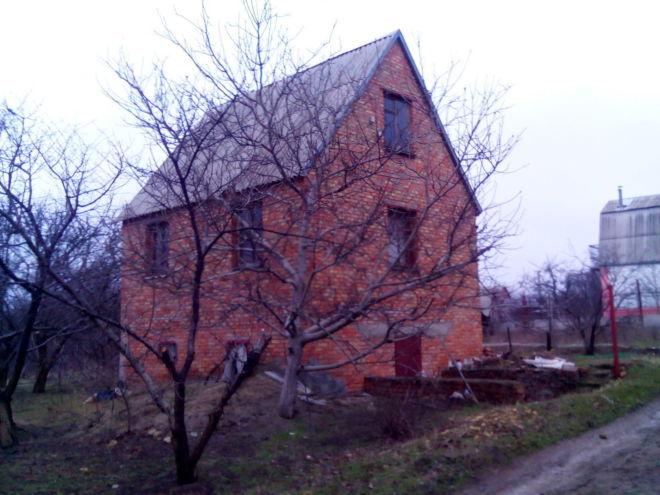 3-этажный дом участок 7 соток Терновка СТ Магистраль очень дешево дача