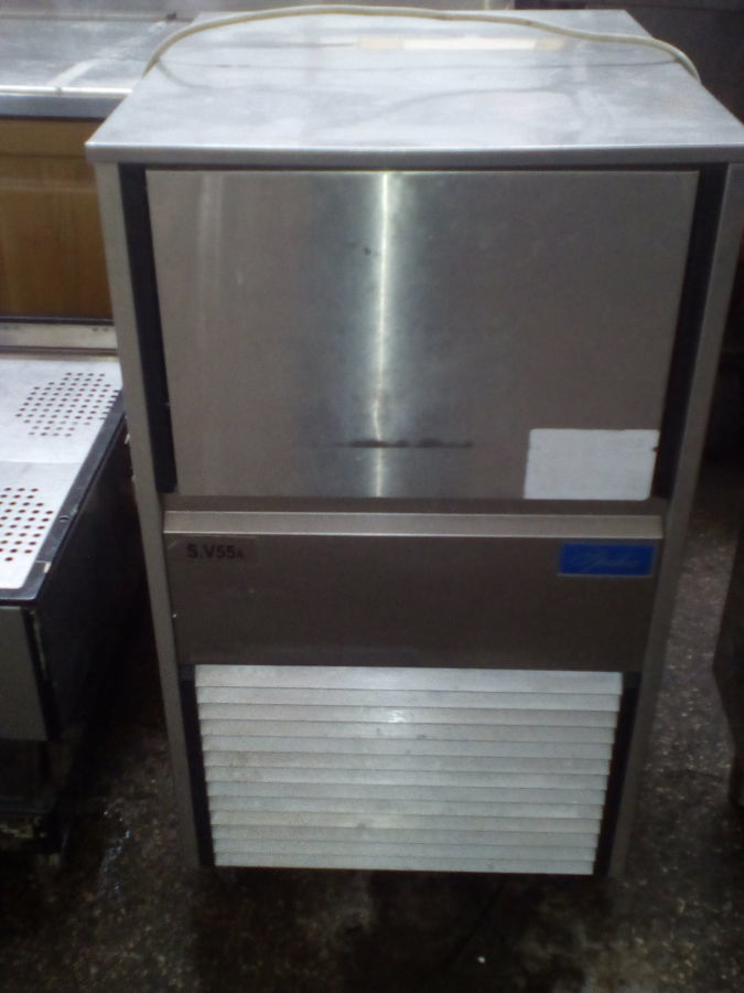 Ледогенератор б/у ITV Spika S V 55a на 54 кг для бара