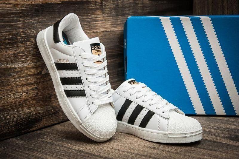 Женские Кроссовки Adidas Superstar кожаные с коробкой  850 грн ... ce9a4b8a6d6a5