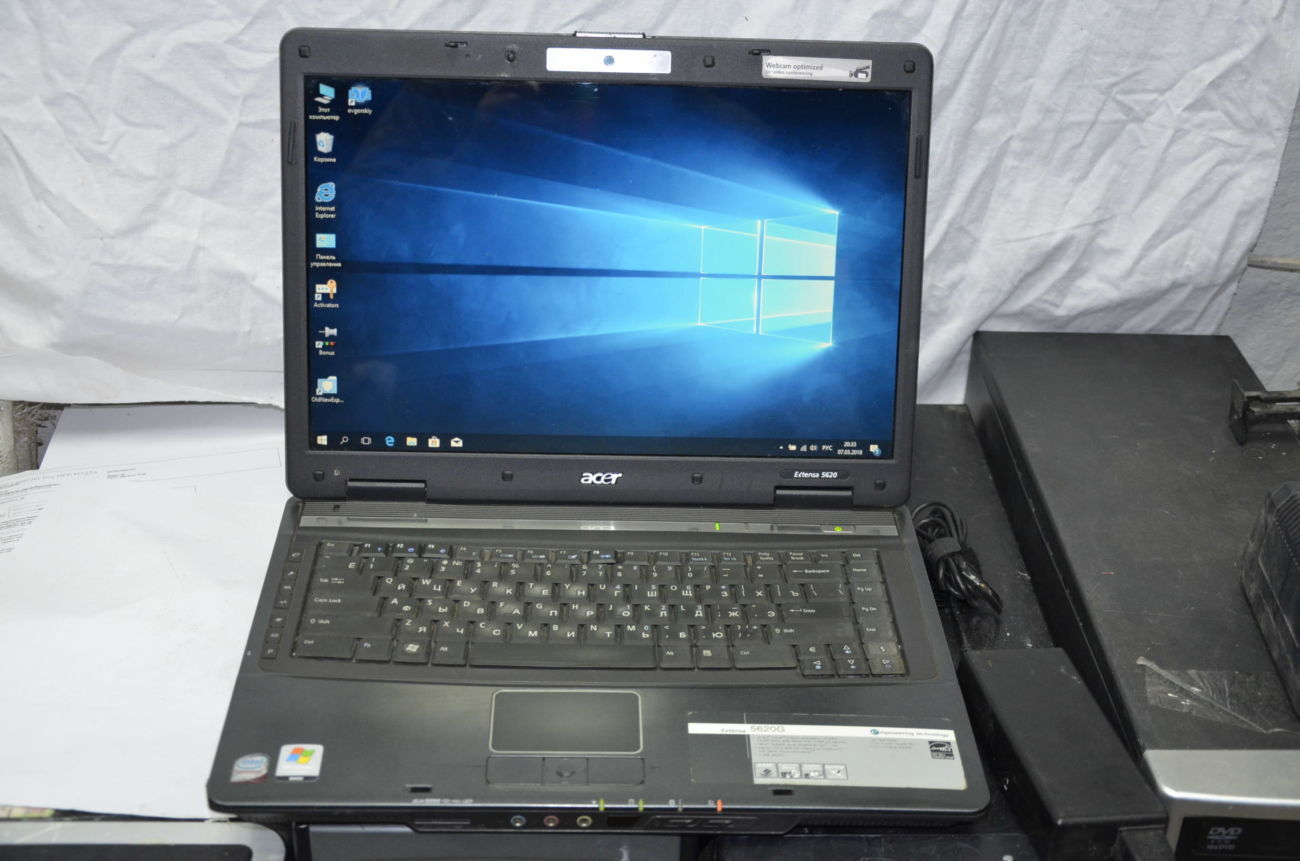 ACER EXTENSA 5620G CAMERA DRIVERS FOR WINDOWS 8