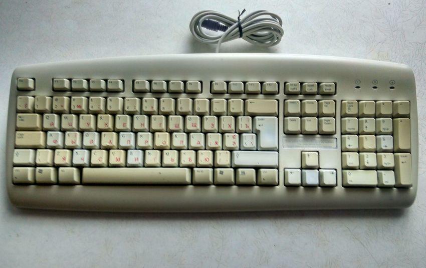 Клавіатура Logitech Deluxe Y-SU45