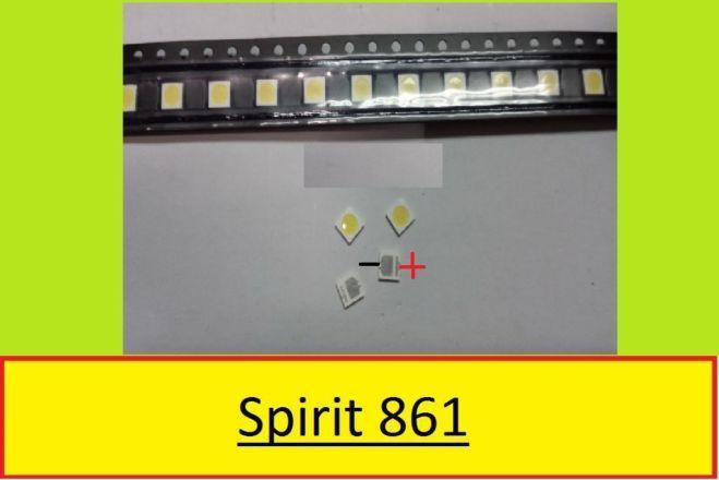 Светодиоды подсветки TV Samsung A127CECEBUP8 3535 1W 3v 3в