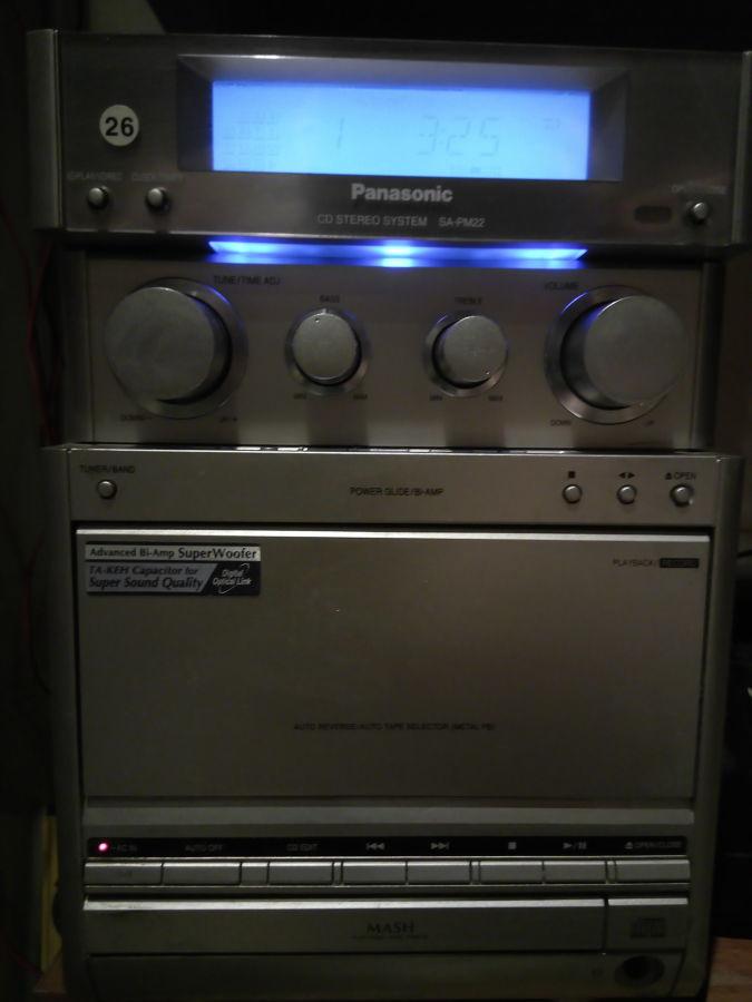 Panasonic sa pm22