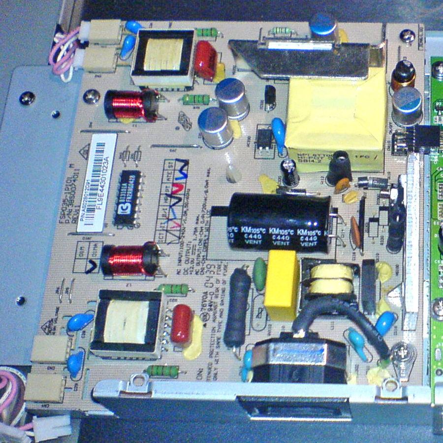 FSP035-1PI01 блоки питания для ЖК мониторов Viewsonic VX724, 924, 912