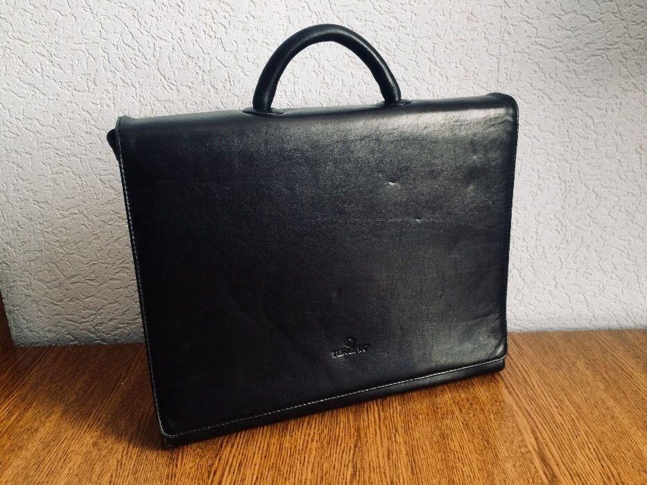 c992304420d0 Купить сейчас - Продам кожаный портфель Tergan: 600 грн. - Сумки ...