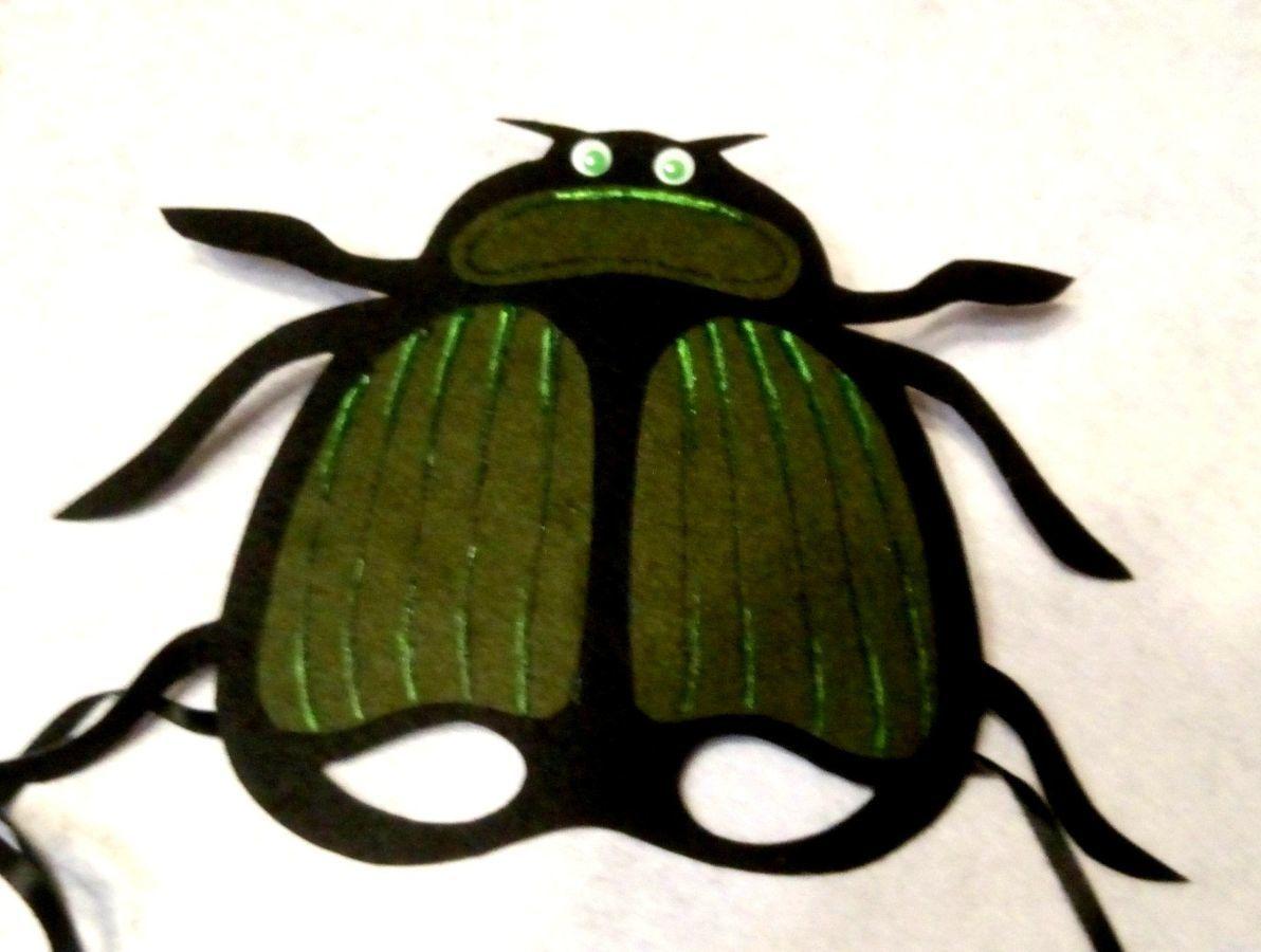 Картинки маска мухи распечатать