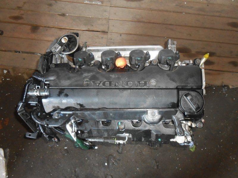 двигатель honda civic 4d 1.8
