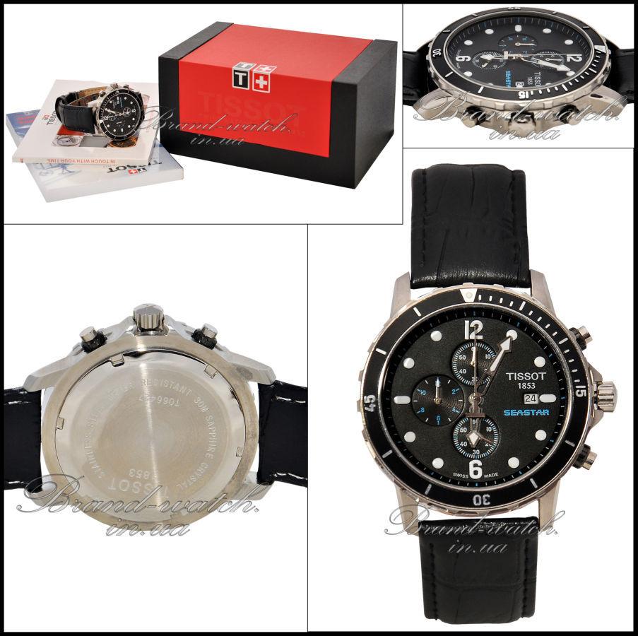 Tissot Seastar Chronograph T066427  3 500 грн. - Наручні годинники ... 56c9933d049