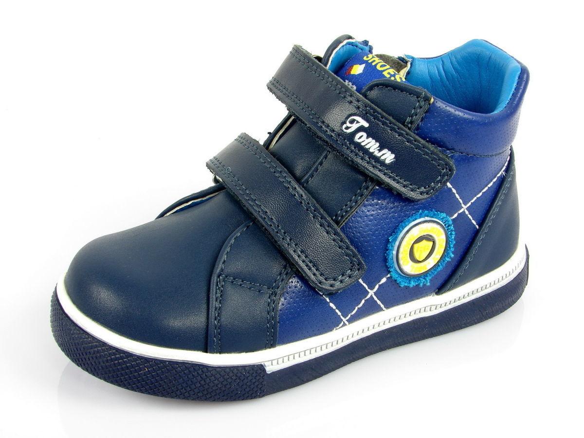 4ef4f883 Купить сейчас - Детские ботинки Том.м рр.22-27: 440 грн. - Для ...