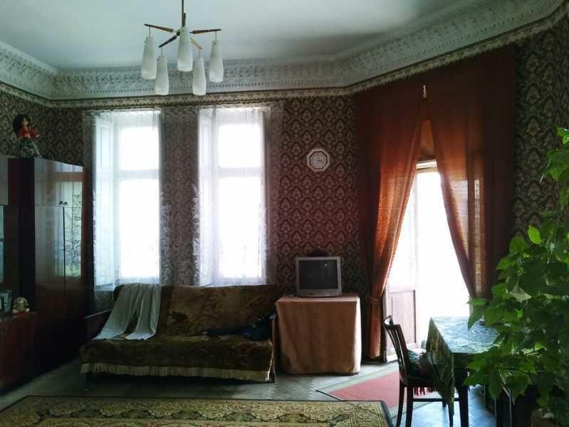 Большая квартира в Бельгийке на Канатной