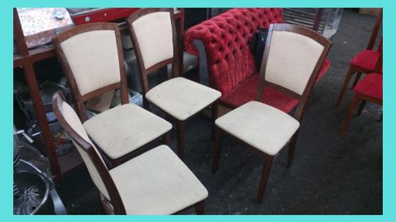 Столы и стулья для кафе б/у, мебель для ресторанов б/у