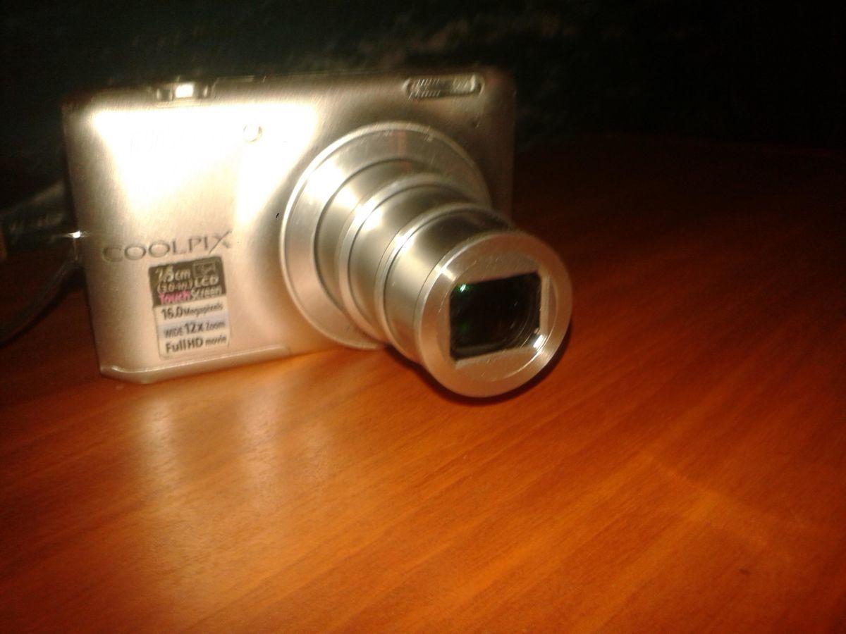 Фотоаппарат Nikon Coolpix S6400 полу рабочий. Никон