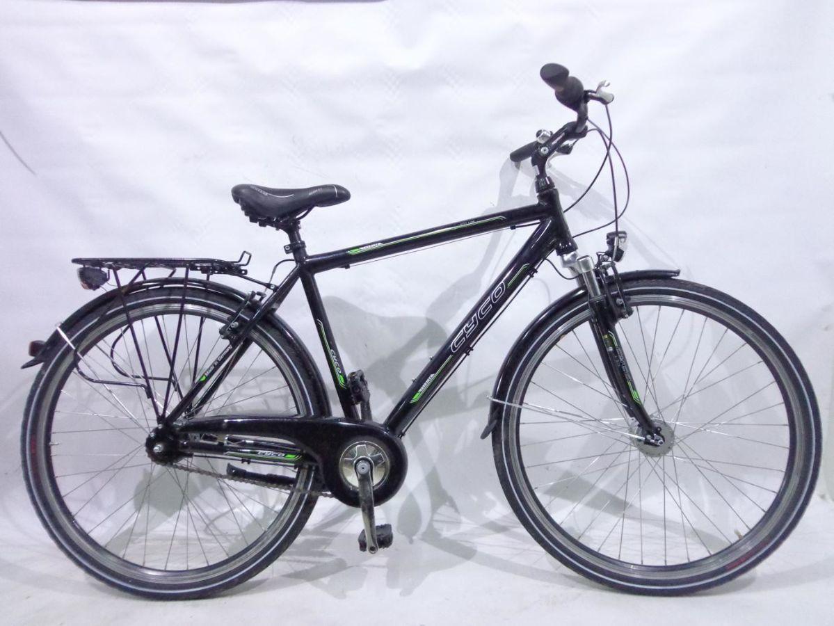 Дорожній велосипед з Германії б у Cyco City Line 28 / План. Nexus 7